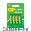 Батарейки GP Greencell