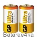 Батарейки GP Ultra alkaline