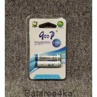 Аккумуляторы GooP R03 AAA 1350mah