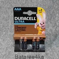 Батарейки Duracell ultra AAA