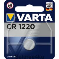 Батарейки VARTA CR 1220
