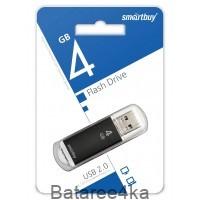 Флешка Smartbuy 4GB V-Cut