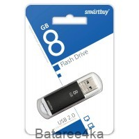 Флешка Smartbuy 8GB V-Cut