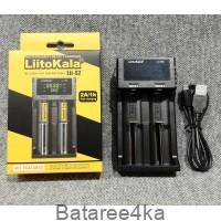 Зарядное устройство LiitoKala lii S2