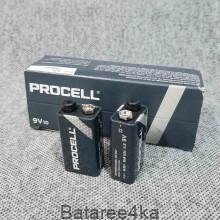 Батарейка Duracell procell 9V