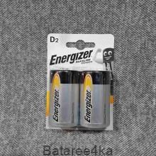 Батарейка Energizer alkaline LR20