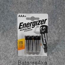 Батарейка Energizer alkaline LR3