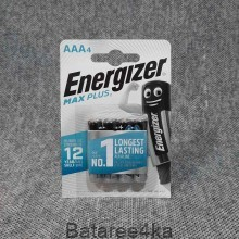 Батарейка Energizer max plus LR3