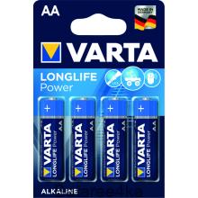 Батарейки VARTA LONGLIFE POWER AA