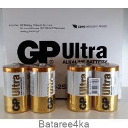 Батарейки GP Ultra D LR20, , 1.65$, 00109, GP batteries, Батарейки GP Ultra alkaline