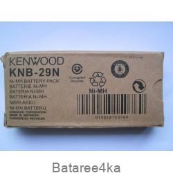 Аккумулятор Kenwood KNB-29, , 5.00$, 2000, , Аккумуляторы для раций