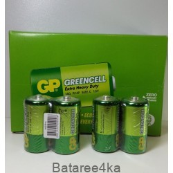 Батарейка GP R14 Greencell С, , 0.35$, 00021, GP batteries, Батарейки GP Greencell