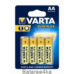 Батарейки Varta