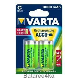 Аккумуляторы Varta C 3000mAh, , 4.50$, 2003, Varta, Аккумуляторы Varta
