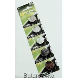 Батарейки GP CR2032, , 0.40$, 00102, GP batteries, Батарейки таблетки GP