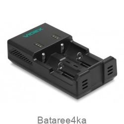 Зарядное устройство универсальное Videx VCH-U202, , 11.50$, 201204, Videx, Зарядки для 18650,16340,14500