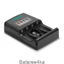 Зарядное устройство Videx VCH-ND400, , 15.50$, 201202, Videx, Зарядные устройства АА/ААА