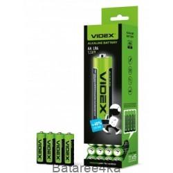 Батарейки щелочные Videx LR6 AA, , 0.15$, 20116, Videx, Батарейки Videx