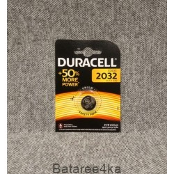 Батарейки Duracell 2032, , 0.85$, 00016, DURACELL, Батарейки Duracell