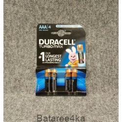 Батарейки Duracell Turbo AAA, , 0.60$, 00018, DURACELL, Батарейки Duracell