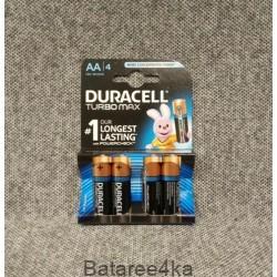 Батарейки Duracell Turbo AA, , 0.60$, 000173, DURACELL, Батарейки Duracell