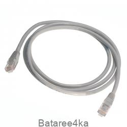 Патчкорд кабель для интернета LAN 2m, , 0.55$, 66105, LogicPower, HDMI и VGA кабеля
