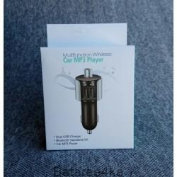 FM модулятор bluetooth CAR MP3, , 5.00$, 54336, , FM модуляторы