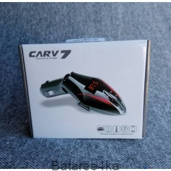 FM модулятор bluetooth CARV7, , 5.00$, 54334, , FM модуляторы