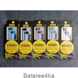 Наушники Sende CK06, , 2.20$, 33316, , Наушники для телефона и МР3