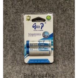 Аккумуляторы GooP R6 AA 2700mah