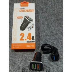 Автомобильное зарядное устройство REDDAX RDX 113 micro usb, , 2.20$, 422135, REDDAX, Зарядные устройства для телефонов планшетов