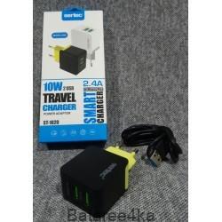 Зарядное устройство Sertec st 1020 micro usb, , 2.80$, 10208, Sertec, Зарядные устройства для телефонов планшетов