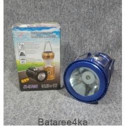 Фонарь кемпинг JH 5700T Power bank солнечная батарея, , 2.85$, 77665, , Фонари лампы светодиодные