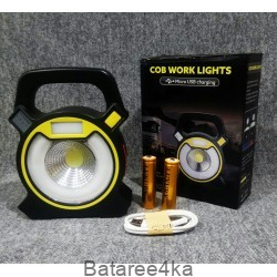Фонарь кемпинг переносной W815, , 6.50$, 6677899, , Фонари лампы светодиодные