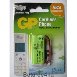 Аккумулятор GP T504, , 2.70$, 4004, GP batteries, Аккумуляторы к радиотелефонам