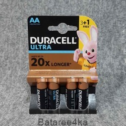 Батарейки Duracell ultra AA