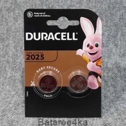 Батарейки Duracell 2025