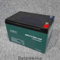 Аккумулятор logicpower 12V 12Ah тяговый, , 26.00$, 77773, Bossman, Аккумуляторы свинцово-кислотные