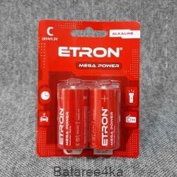 Батарейки ETRON