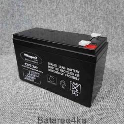 Аккумулятор wimpex 12V 9.2Ah, , 11.00$, 77772, Wimpex, Аккумуляторы свинцово-кислотные