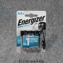 Батарейка Energizer max plus LR6, , 0.56$, 10219, Energizer, Батарейки ENERGIZER