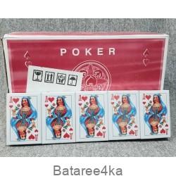 Карты игральные Дама 36 шт, , 0.10$, 80004, , Карты игральные