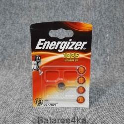 Батарейка Energizer CR1025, , 0.60$, 102510, Energizer, Батарейки таблетки ENERGIZER