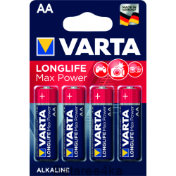 Батарейки VARTA MAX POWER AA, , 0.45$, 20005, Varta, Батарейки Varta