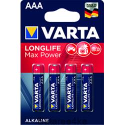 Батарейки VARTA MAX POWER AAA, , 0.45$, 20006, Varta, Батарейки Varta