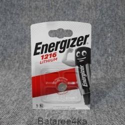 Батарейка Energizer CR1216, , 1.00$, 121612, Energizer, Батарейки таблетки ENERGIZER