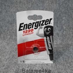 Батарейка Energizer CR1220, , 0.85$, 122012, Energizer, Батарейки таблетки ENERGIZER