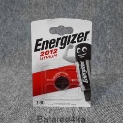 Батарейка Energizer CR2012, , 1.80$, 201220, Energizer, Батарейки таблетки ENERGIZER