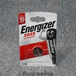 Батарейка Energizer CR2025, , 0.60$, 202520, Energizer, Батарейки таблетки ENERGIZER