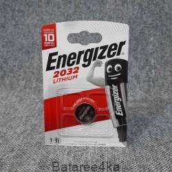 Батарейка Energizer CR2032, , 0.60$, 203220, Energizer, Батарейки таблетки ENERGIZER